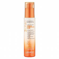 Giovanni 2 Chic Tangerine & Papaya Butter Ultra Volume Leave-In Conditioner, 118 ml - (Με Μανταρινί & Παπάγια)