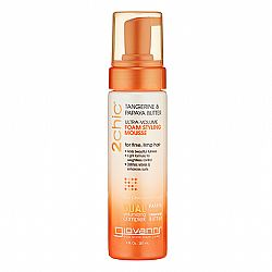 Giovanni 2 Chic Tangerine & Papaya Butter Ultra Volume Styling Mousse, 207 ml - (Με μανταρινί & Παπάγια)