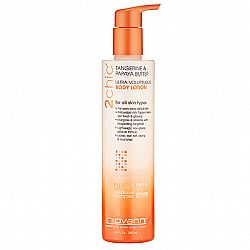 Giovanni 2 Chic Tangerine & Papaya Butter Ultra Volume Body Lotion, 250ml - (Με Μανταρινί & Παπάγια)