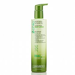 Giovanni 2 Chic Avocado & Olive Oil Ultra Moist Body Lotion, 250 ml - (Με Αβοκάντο & Ελαιόλαδο)