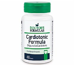 Doctor's Formulas Cardiotonic, 60 δισκία