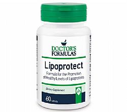 Doctor's Formulas Lipoprotect, 60 δισκία