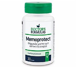 Doctor's Formulas Memoprotect, 30 δισκία