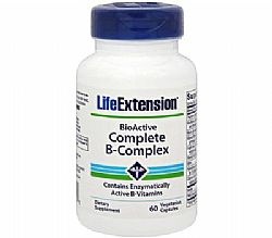 Life Extension Complete B Complex, 60 κάψουλες