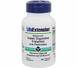 Life Extension Super Digestive Enzymes, 60 κάψουλες
