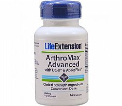 Life Extension Arthromax Advanced with UC-II & Apresflex, 60 κάψουλες