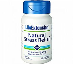Life Extension Natural Stress Relief, 30 κάψουλες
