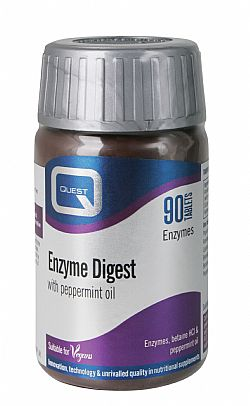 Quest Enzyme Digest, 90 ταμπλέτες