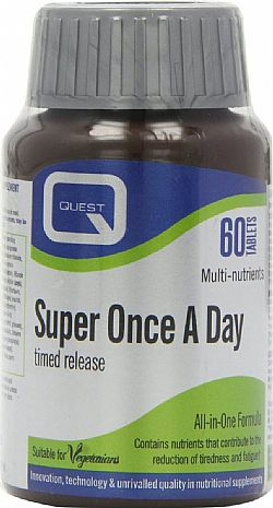 Quest Super Once a Day timed release, 30 ταμπλέτες