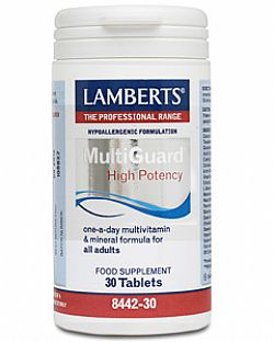Lamberts Multi Guard High Potency, 30 ταμπλέτες