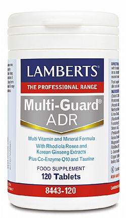 Lamberts Multi Guard ADR, 120 ταμπλέτες