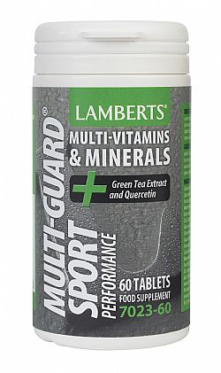 Lamberts Multi Guard Sport Performance, 60 ταμπλέτες