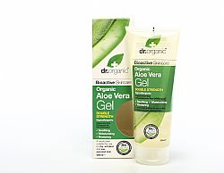 Dr. Organic Aloe Vera Gel Double Strength, 200ml
