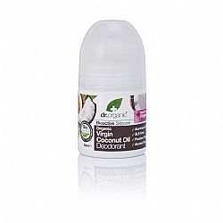 Dr. Organic Virgin Coconut oil Deodorant, 50ml