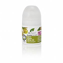 Dr. Organic Virgin Olive Oil Deodorant, 50 ml