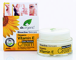 Dr. Organic Vitamin E Super Hydrating Cream, 50ml