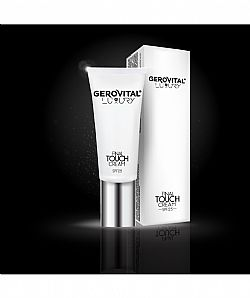 Gerovital Luxury Κρέμα DD 'Final Touch' SPF 25, 30ml