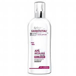Gerovital Evolution H3 - Hyaluronic Micellar Water με Υαλουρονικό Οξύ, 150ml
